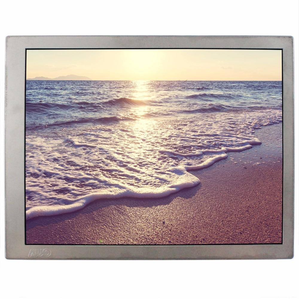 6.5 G065VN01 V2 640X480 LCD Screen With LED Backlight grillver очаг 480 к берель п 01 480 0
