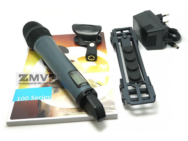 Высокое качество, 2 шт./лот, профессиональный UHF беспроводной микрофон, беспроводная система с портативным передатчиком
