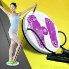 ①  Twister Plate Twist Board Магнит Талия Извилистая Извилистая Пластина Крутящий Диск С Шнуром Оборудо ①
