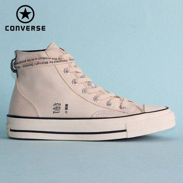 c2479f7d1105 Original Converse x midnight studio A limited edition sneakers unisex  Skateboarding Shoes