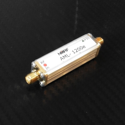 Free shipping AML 1200e 1 2GHz high gain low noise aero mode relay GPS Beidou navigation signal amplifier in ABS Sensor from Automobiles Motorcycles