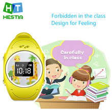 Hestia smart watch kinder kid armbanduhr gps tracker smart watchs anti-verlorene q520s smartwatch tragbar für ios android