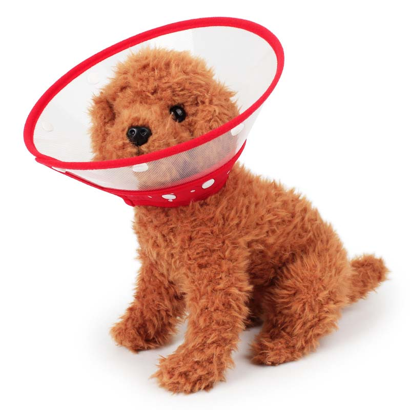 Recovery Pet Cone Elizabethan Collar Dog Cat Puppy Pet Remedy Wound Healing Recovery Collar Protective Adjustable with Soft Edge11