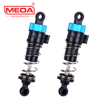 Wltoys A959 A949 A969 RC Car Upgrade Parts Front & Rear Spring Shock Absorber A949-55 Shock Absorbers A959-B-12 Front Suspension 43mm front fork suspension shock absorber tool motorcycle forks holding tools universal accessories parts
