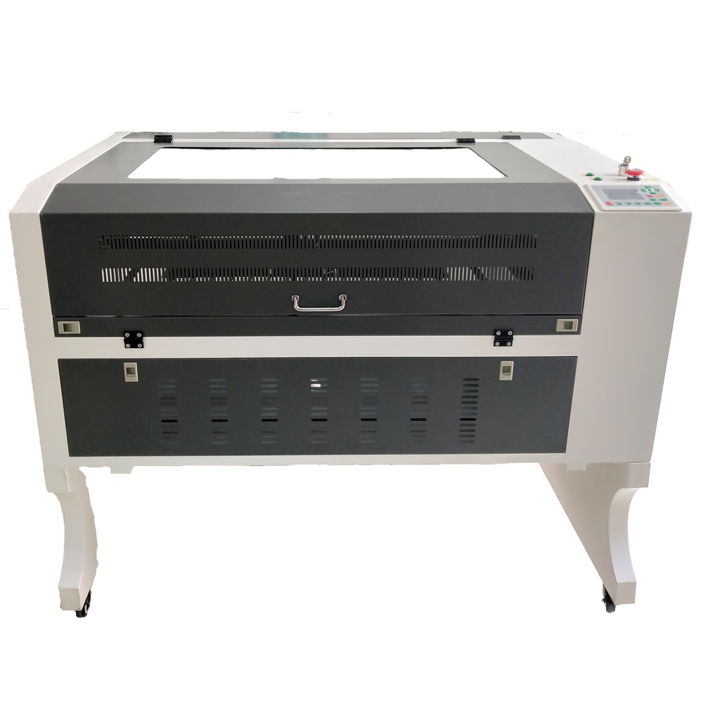 Laser Engraver 9060 100w Ruida System XY Axis  Square Linear  Laser Engraving 6090  Go Through Long Materials Co2 Laser Cutting