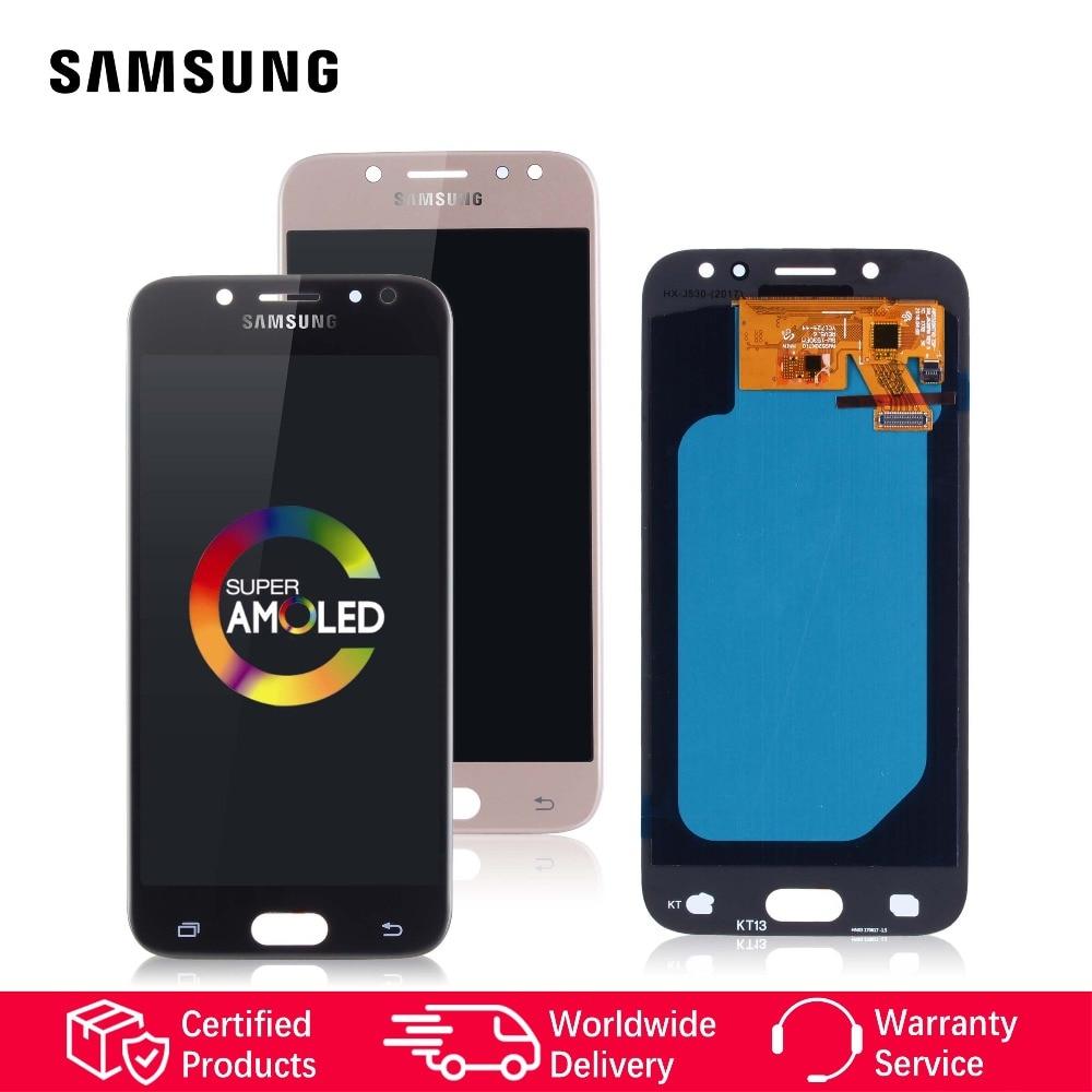 Super AMOLED D'origine LCD pour SAMSUNG Galaxy J5 2017 Affichage écran tactile Pour SAMSUNG Galaxy J5 2017 écran LCD J530 LCD #3