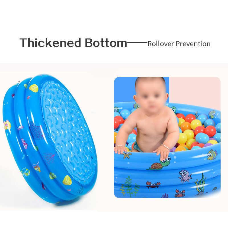 พองสระว่ายน้ำเด็กกลางแจ้งเด็กอ่างล้างหน้าอ่างอาบน้ำเด็กสระว่ายน้ำเด็กน้ำ