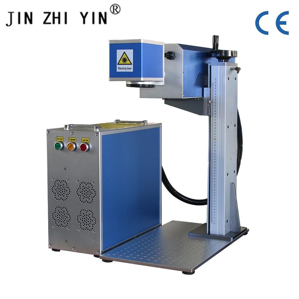 Laser Marking Machine Co2  20w 110X110MM Laser Marking Machine For Wood