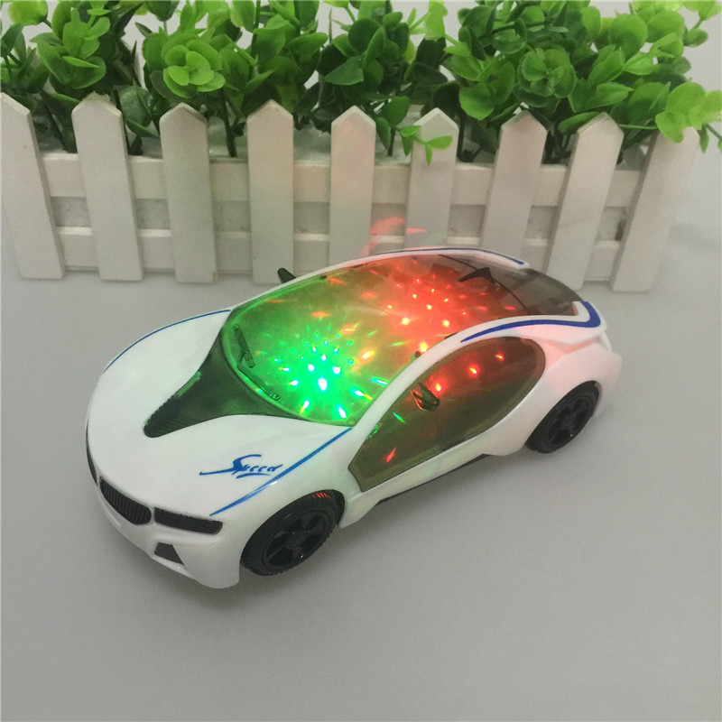 3d flash light music electric bmw car model cartoon car kids toys car collection for kids birthday childrens day fashion gift