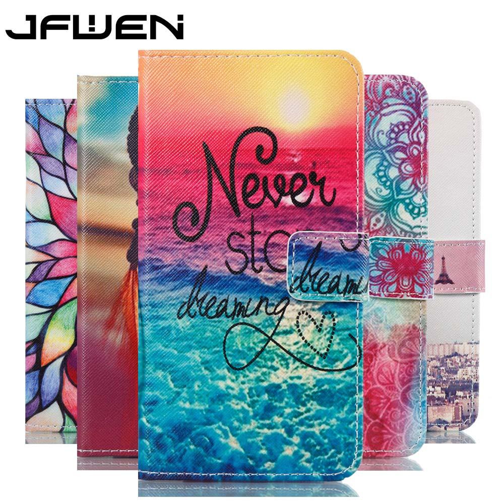 Galleria fotografica JFWEN For Copue Samsung Galaxy J5 2017 Case Luxury Leather Wallet Flip Case Cover For Samsung Galaxy J5 2017 J530 Case Card Slot
