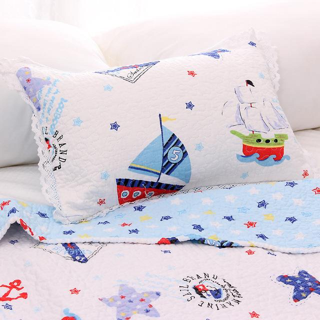 45*30 cm a impressão Agradável Crianças Pequeno Travesseiro Bebê Travesseiro da Cama de Algodão Travesseiro Infantil 12 Estilo