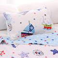 45*30cm Nice printing Kids Small Pillow  Cotton  Baby Pillow Bedding Infant Pillow 12 Style