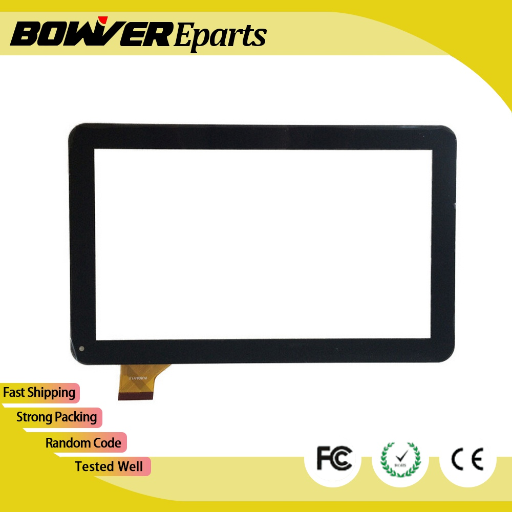 A+ for oysters T12 T12D T12V 3G 10.1 inch capacitive touch YCF0464-A tablet single touch screen panel outside panel  YCF0464 10 1inch ycf0464 a ycf0464 for oysters t12 t12d t12v 3g tablet pc external capacitive touch screen capacitance panel