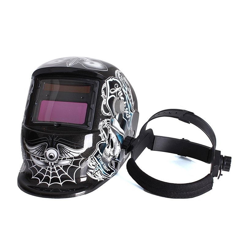 security Labour persoanl protective mask welding Auto Darkening Solar Welding Helmet  Weld Welder Lens Grinding Mask new solar power auto darkening welding mask helmet eyes shield goggle welder glasses workplace safety