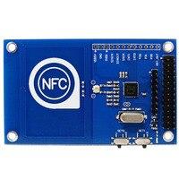 ¡Hi-Q! PN532 13 56 MHz  módulo NFC preciso para leer y escribir para Arduino /Raspberry pi.
