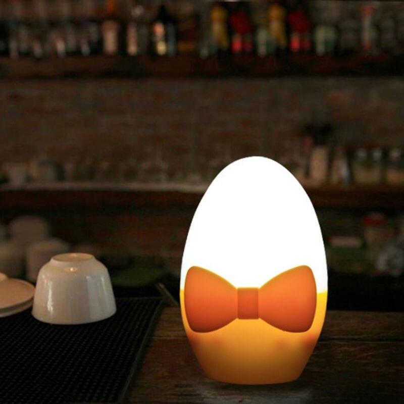 Mini Baby Lamp Night Light Kids Magical Golden Egg Motion Sensor Induction Lamp Night Wall bedroom Lights Gift for Children
