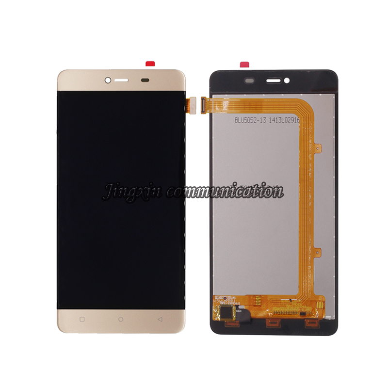 Image 2 - 5.0 inch For Highscreen Power Rage display + touch screen digitizer replaces Blue Energy X2 E050U LCD repair parts Free shipping-in Mobile Phone LCD Screens from Cellphones & Telecommunications