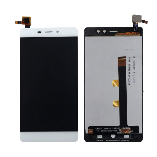 "Original Quality 5.5"" For ZTE N939sc V5 3 / V5 Pro N939St LCD Display+Touch Screen Digitizer Assembly With Free Tools"