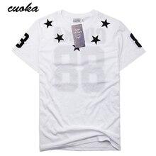 CUOKA New arrival 2016 Euro Size Billabong T Shirts Men Hip-Hop BILLABONG Dgk Mens tshirt Cotton O Neck Tops Tee Shirt wholesale