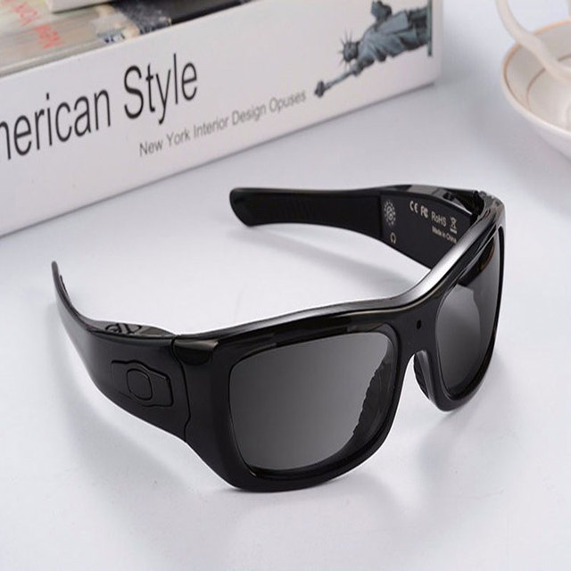 cb01e5031b Forestfish Bluetooth Sunglasses with Camera 8GB SD Card HD 720P Video  Recorder Camera Glasses Headset for