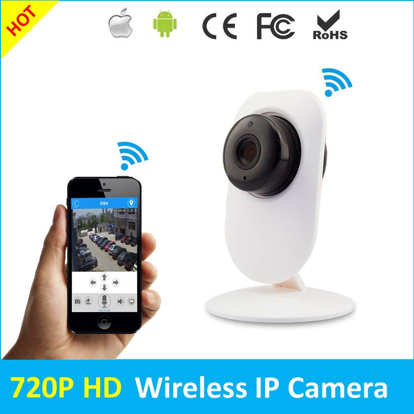 Mini IP Camera Wireless HD 720P CCTV Home Security System Remote Viewing Baby Monitors Pat Camera V380 Smart WIFI Netcam leshp smart home security camera system personal wireless lighting table lamp smart 2mp image sensor wifi mini ip camera