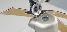 PFAFF-prensador de rodillo para máquina de coser de cabeza alta, pie de pie 91-119681-91 26mm 28mm 30mm para pfaff 591 592 291 8810 8820