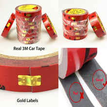 2016 Top Sale Certified 3M Double sided car motorcycle Tape size 0 6 0 8 1