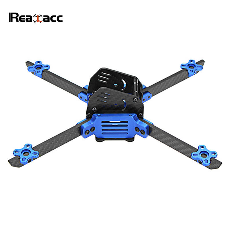 Realacc MiG Frame Kit for RC Drone 215mm Wheelbase 4mm Arm Carbon Fiber FPV Racing Quadcopter 114g DIY Toys VS Real1 f04305 sim900 gprs gsm development board kit quad band module for diy rc quadcopter drone fpv