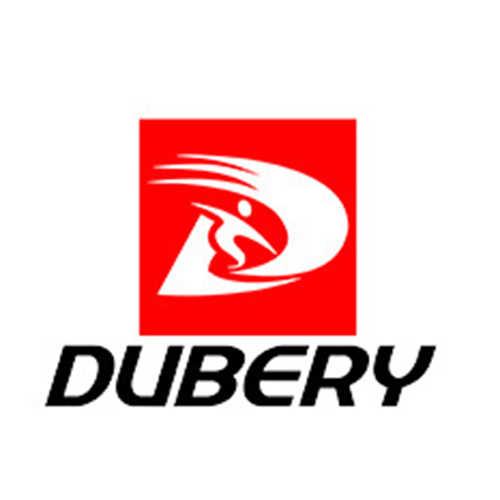 Лого бренда DUBERY из Китая