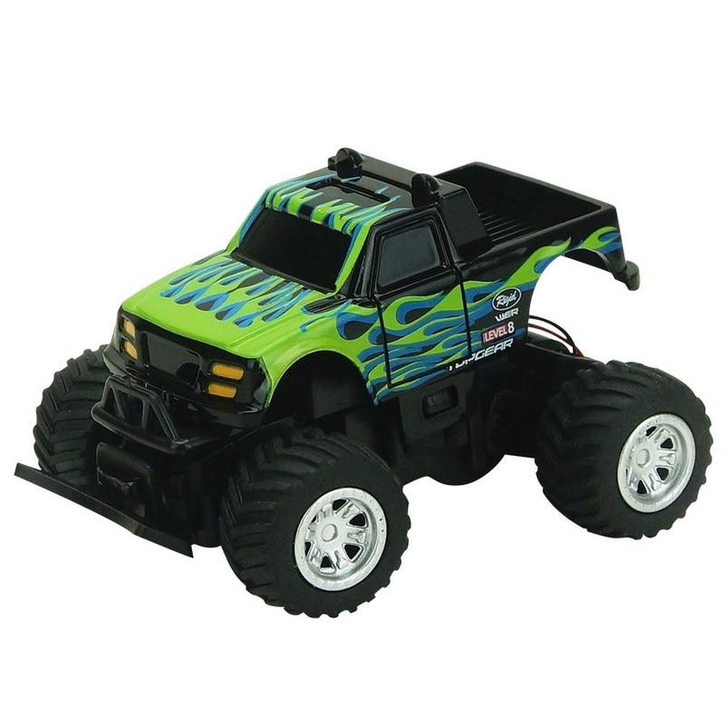 1:58 Mini RC Car Toy Plastic 27HMZ/40HMZ Remote Control ...