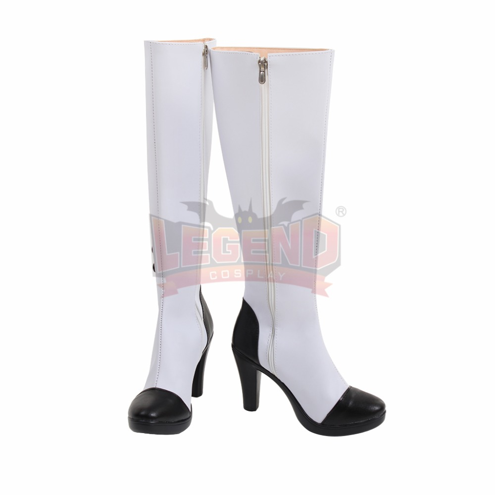 Cosplay legend RWBY Neo Neopolitan cosplay shoes custom made all size