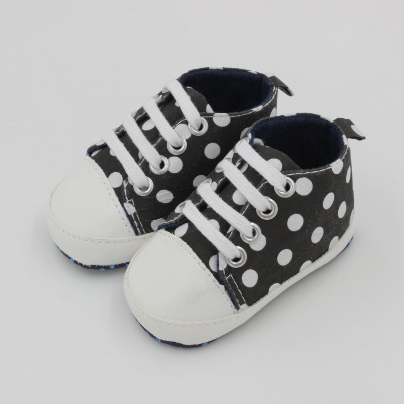 Cute Sweet Infant Newborn Comfortable Toddler Baby Boy Girl Soft Shoes Sneaker Canvas shoes