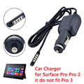 "New 12V 3.6A Car Power Supply Adapter Charger for Microsoft MS Surface Pro 1 2 10.6"" For Surface 2/RT/PRO/PRO2 (10pcs)"