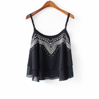5 Colors Plus Size Tank Tops Women High Quality 2016 Spring Summer Vest New Retro Wild