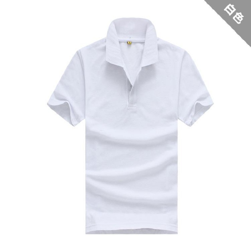 Fashion Men 39 s Clothing Solid Classic Shirts Casual Tops Tees 15 colors in Polo from Men 39 s Clothing