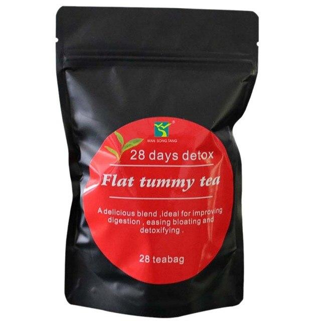 28 Days Natural Slimming Tea Fat Burning Tea for Weight Losing Slimming Healthy Skinny 2019 1