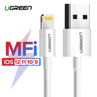 ugreen-usb-cable-for-iphone-cable-x-xs-max-xr-24a-fast-charging-usb-charger-data-cable-for-iphone-8-7-6-6splus-usb-charger-cord