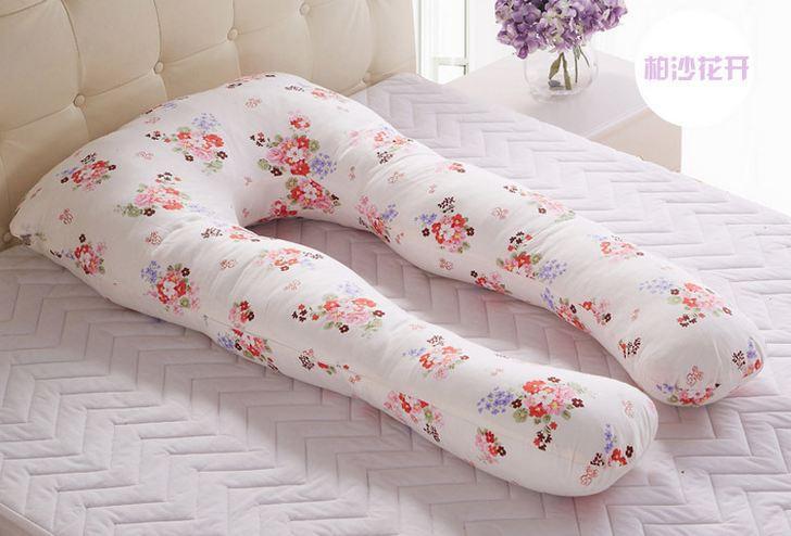 buy maternity pregnant pillow waist support pregnancy u neck pillow memory foam emoji orthopedic pillows from