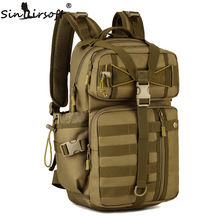 Emersongear Tactical Backpack Men 1000D Vattentät 3 Sling Back Pack Army Shoulder Militär Resor Multi Purpose Molle Sport Väska