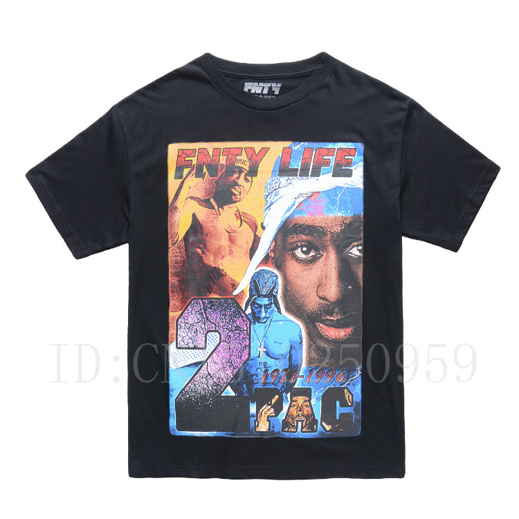 Popular 2pac clothing buy cheap 2pac clothing lots from for Hip hop t shirts big and tall