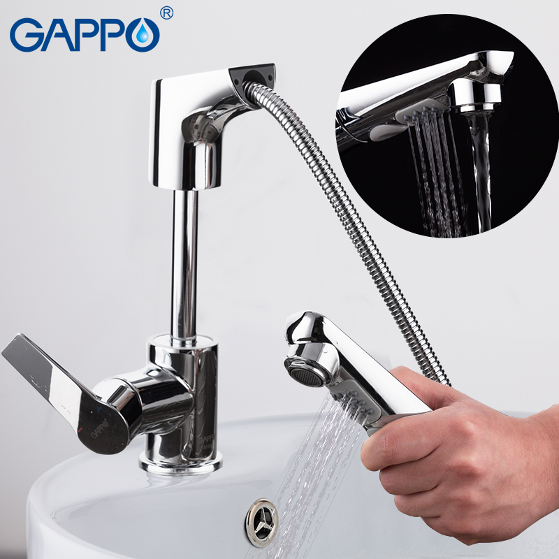 GAPPO pull out bathroom basin faucets Brass water mixer tap bath basin sink Faucet Chrome torneira bathroom faucet mixer grassroot 15 6 inch touch screen digitizer panel for toshiba satellite c55t b5349 b5140 b5286 b5380 s55t b touch screen no lcd