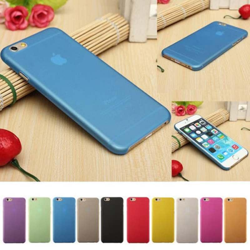 Sac de téléphone portable étui en plastique couverture souple et mode pour Apple Iphone 4 4 s 5 5 s se 5c 6 6 s 6plus 7 8 plus x étui de haute qualité