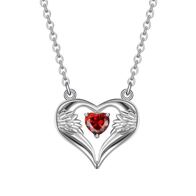 Angel Heart Pendant...