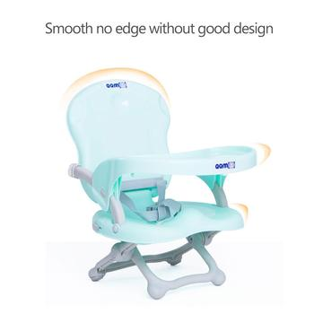 Baby Eating Chair Rail Height Portable Children S Dining Multi Function Array Pine Wood High Adjustable Folding For Within 6