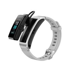 Image 3 - Original banda de Huawei B5 pulsera inteligente con color de pantalla de salud impermeable pantalla táctil Bluetooth completamente táctil científica dormir