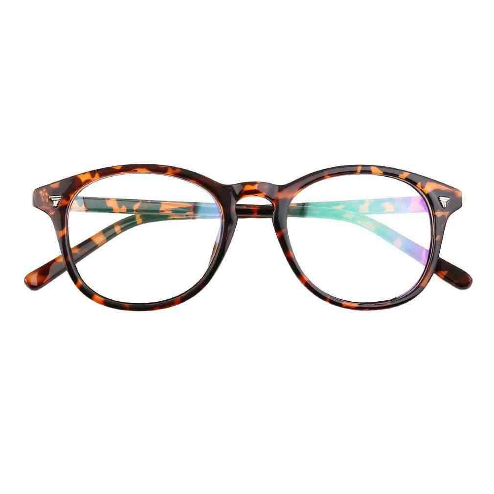 1423dd1a255c9a Retro ojo De gato Anti-fatiga transparente Marco De gafas para hombres  mujeres gafas Oculos