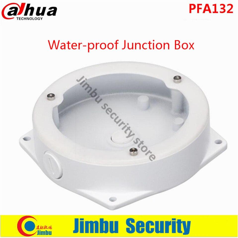DAHUA Water-proof Junction Box PFA132 CCTV Accessories IP Camera Brackets PFA132 dahua pfa130 water proof junction box cctv accessories ip camera brackets pfa130