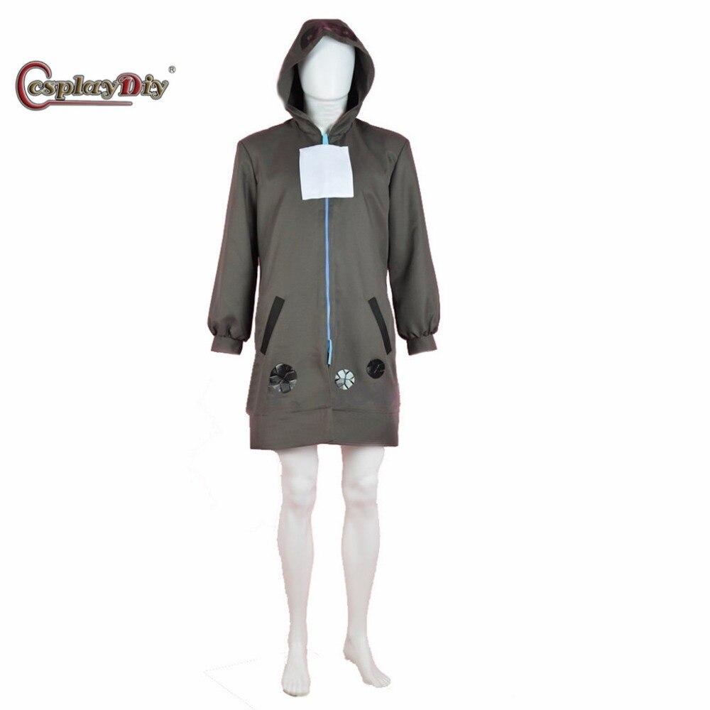 Game Gear Cosplay Costume (VS Sega Hard Girls) from Hyperdimension Neptunia Hallowee Cosplay Suit With Hoodie Custom Made J5