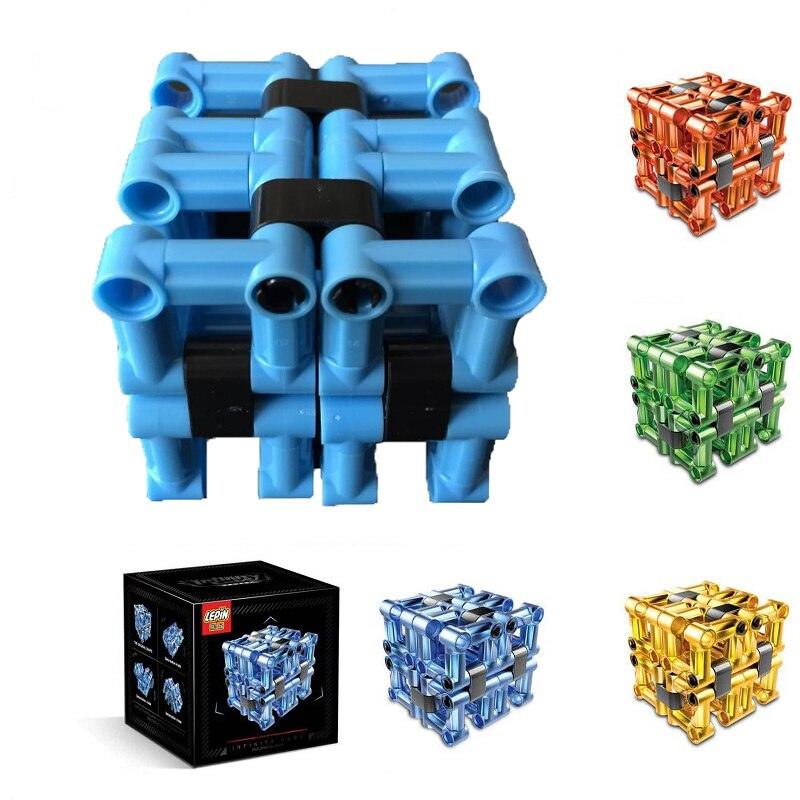 awesome gadgets magic blocks compatible diy pressure reducing toy adult plastic blocks parentchild toys