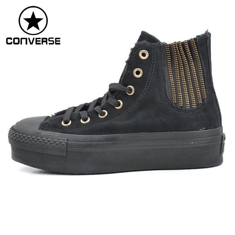 Originale Converse Scarpe da pattini e skate Scarpe Da Ginnastica di Tela delle DonneOriginale Converse Scarpe da pattini e skate Scarpe Da Ginnastica di Tela delle Donne